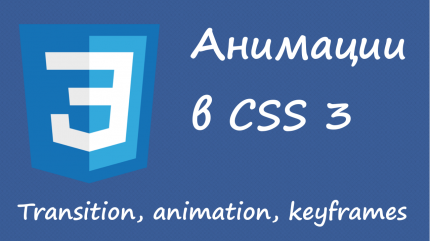 Анимации в CSS 3. Transition, animation, keyframes